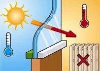 Un gain important en apports solaires
